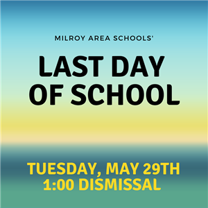 Last Day May 29th